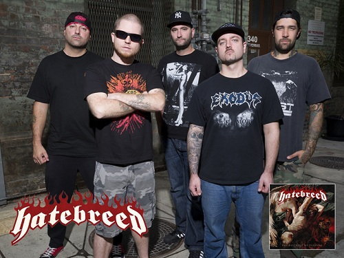 hatebreed group