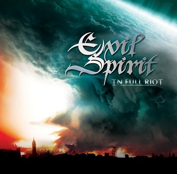 evil spirit in full riot